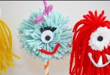 {diy} kids / DIY pins for your little ones