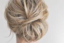 {fashion} hair / A collection of hair tutorials, styles and diy tips
