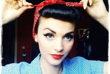 Rockabilly / Style and Beauty of the 60s