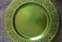 Green / by Vintage Vignettes