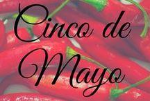 Cinco De Mayo / salsa, margaritas, guacamole, tequila, easy taco dip, cinco de mayo, tortillas, chile.  www.bigkitchen.com