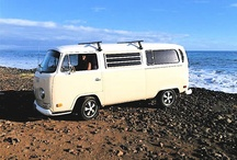For Fletch / Things my husband loves besides me .... VW's, surfing, wine and fast cars.