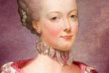 "Let Them Eat Cake /  ""But how will I eat cake if my head is over there, and my hands are over here?""  ― Marie Antoinette"