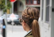 Braids & Hair / by Amy Smaellie