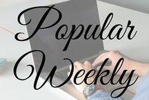 Popular Weekly / www.bigkitchen.com / by Big Kitchen