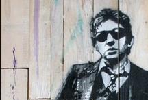 Artwork - Street/Graffiti / by Gina Grimm