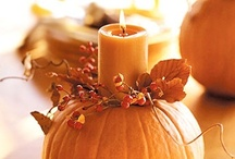 Fall Recipes & Decorating Ideas / by WinterWomen.com