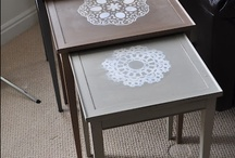 What to do with my Mum's doilies / by Brenda Kusan