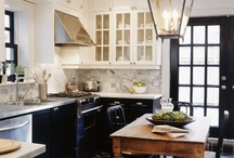 Home - Kitchen / assorted ideas for a kitchen remodel, including my own / by Brenda Kusan