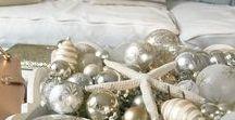 Coastal Christmas ⚓️ it's a Beach Cottage Life / Nautical, Coastal, Beachy Christmas!