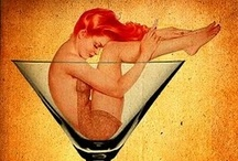 Artwork - Pinup / by Gina Grimm