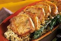 {food} Pork & ham recipes / A collection of delicious pork and ham recipes!