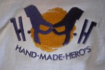 Hand Made Hero's / Facebook:  Hand Made Hero's GO CHECK IT OUT