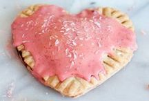 Valentine's Day Food / Add Valentine's Day themed recipes!