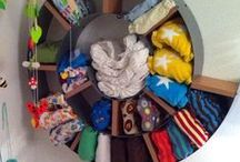 Diaper Storage Ideas / Practical tips and ideas