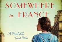 Our February Book Club Pick: Somewhere In France  / Follow along on twitter with #SRBookClub!