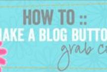 {blog} how-to's / A collection of tutorials for all bloggers