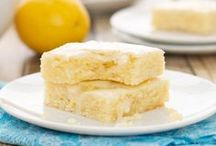 Citrus Recipes / Recipes that use citrus flavors! Lemons - oranges - limes - citrus food / by The First Year