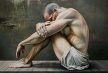 Artwork - Men / by Gina Grimm