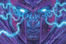 Artwork - X-Men / by Gina Grimm