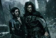 Artwork - Male & Female Duo / by Gina Grimm