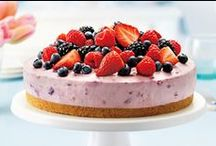 Valentine's Day Recipes / Valentine's Day Recipes - pink desserts - cheesecake - chocolate - dessert for two - strawberry desserts / by The First Year