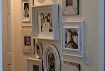 gallery wall / by Alicia Donati