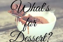 What's for dessert? / www.bigkitchen.com / by Big Kitchen
