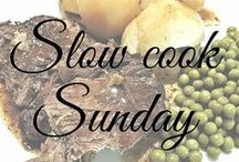 Slow Cook Sunday / by Big Kitchen