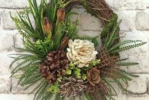Wreaths / by Grace Newsome