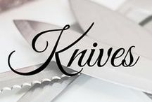 Money CAN buy knives / www.bigkitchen.com / by Big Kitchen