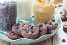 Healthier Desserts / Healthy desserts - healthier desserts - no sugar - no oil - no butter - skinny desserts / by The First Year