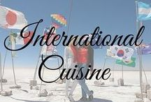 International Cuisine / www.bigkitchen.com / by Big Kitchen