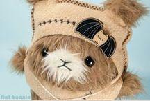 Flat Bonnie Handmade gifts on Etsy / Flat Bonnie Handmade plush stuffed animals and kawaii characters on Etsy