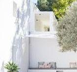 Courtyard Garden / Perfect small outside spaces. Courtyard garden design and ideas