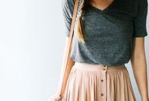 cool clothes. / Summer/spring fashion