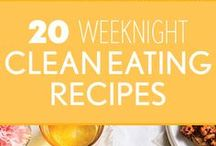 Clean Eating / Easy clean eating recipes.