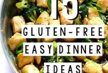 Gluten Free / Healthy, easy gluten free recipes and ideas