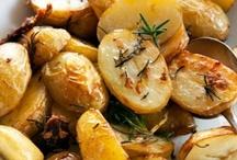 Potatoes / by Nancy Robash