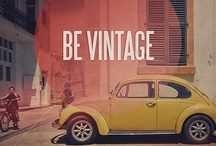Vintage Stuff : Nice old times