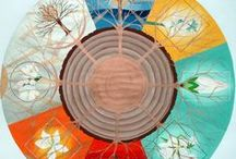 Colors, Feng Shui & Health / Alternative Healing Practices that Soothe the Body and Calm Your Mind / by Thaleia