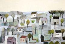 Landschap / by Annemarie DeVrieze