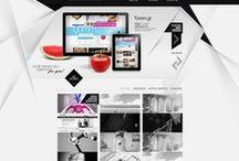 w e b s i t e s / Beautiful website design