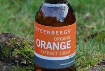 Orange is the colour of... / All things orange that remind us or are part of Steenbergs