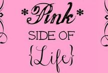 """Inky Pinky Ponky / """"Pink isn't just a color, it's an attitude!"""" / by Nish ツ"""
