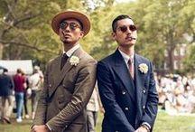 The Vintage Gent / Handsome Vintage Clothing Finds for him