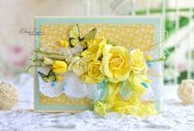 Vintage and Shabby Cards