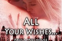 ALL YOUR WISHES... / My Dream Cast for Book 2 in the Wishes Chronicles