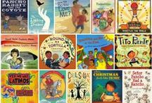 Book Lists: For children / Lists of books related to Latinos and the Spanish-Speaking / by REFORMA