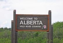 Alberta, Canada / My Home - so beautiful / by Carol's Collections